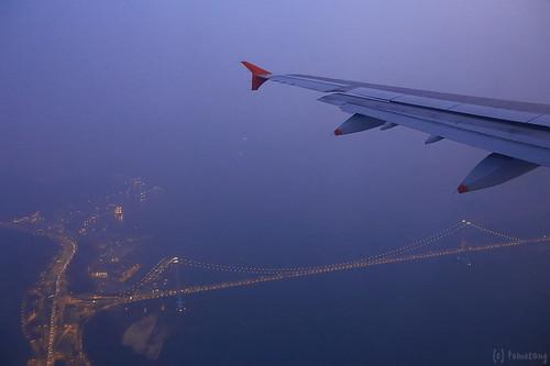 [Italy 2015] Flight to Hong Kong