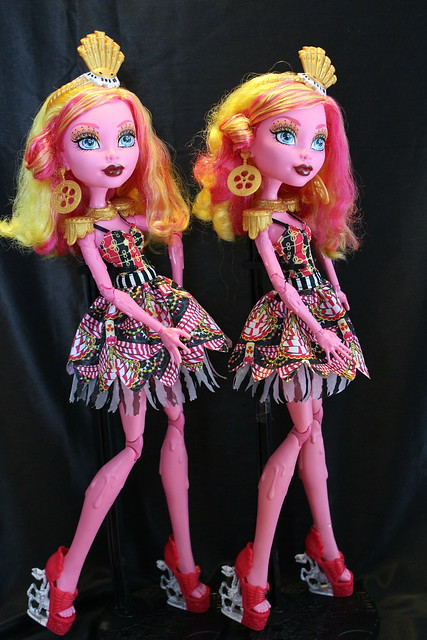 Monster High Freak Du Chic