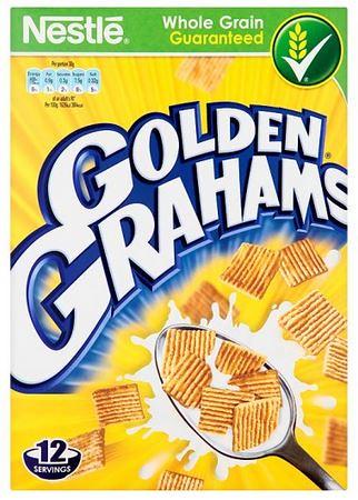 Golden Grahams Cereal at Walgreens