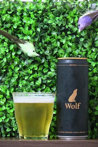 ビール ウルフブラック