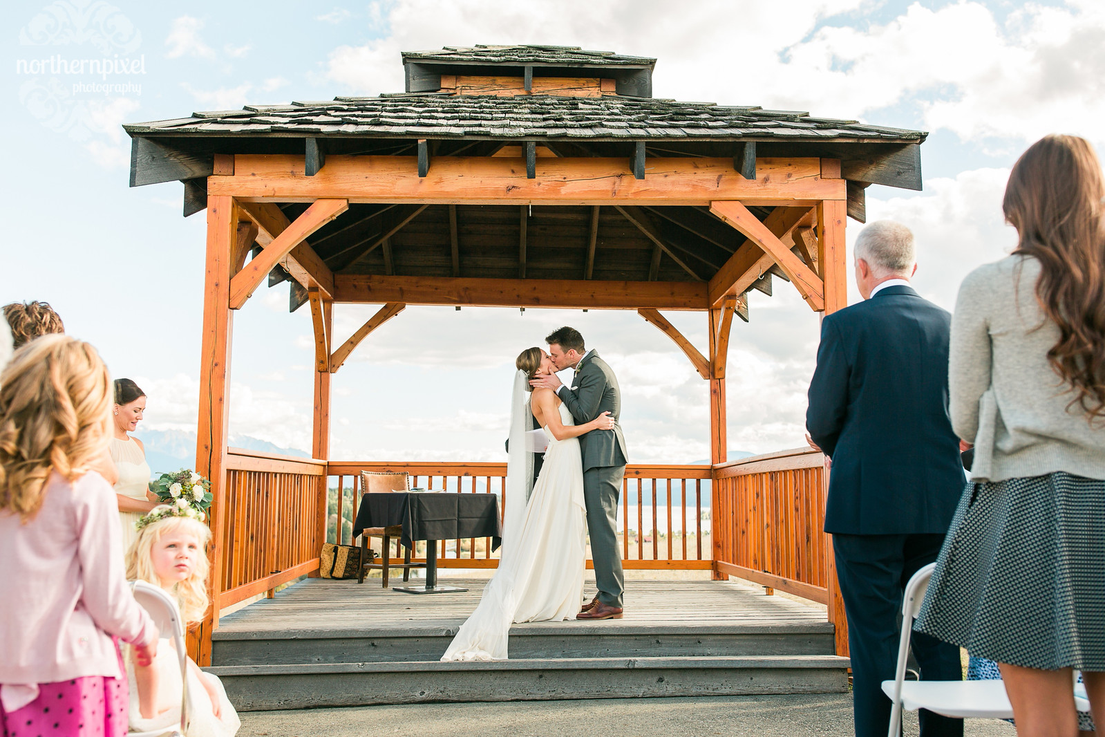 Wedding Ceremony, Invermere BC