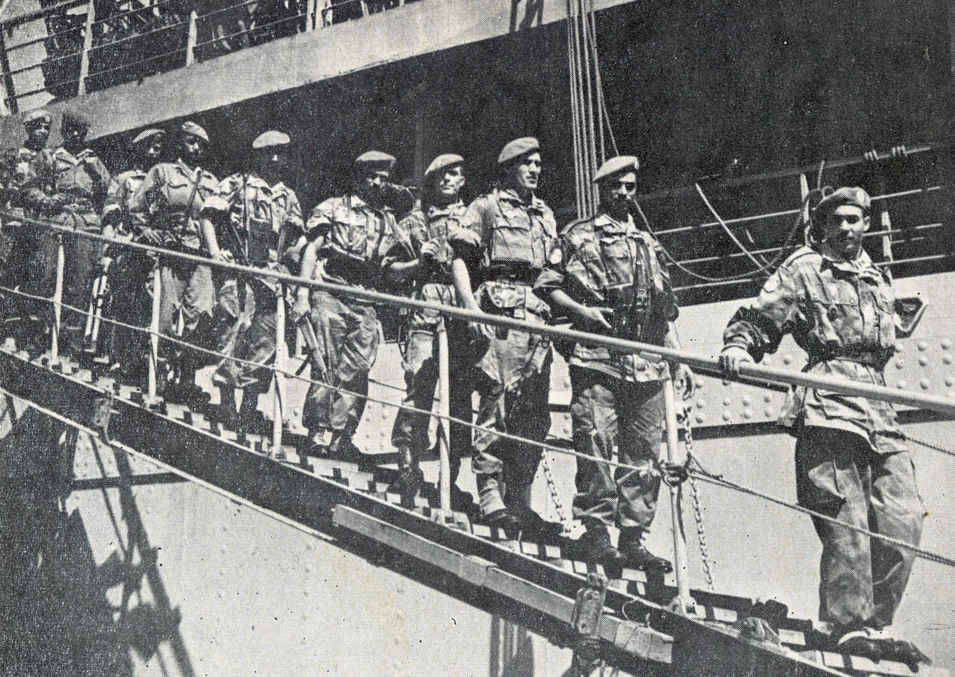Les Forces Armées Royales au Congo - ONUC - 1960/61 31535619233_6b5e3ed6e8_o