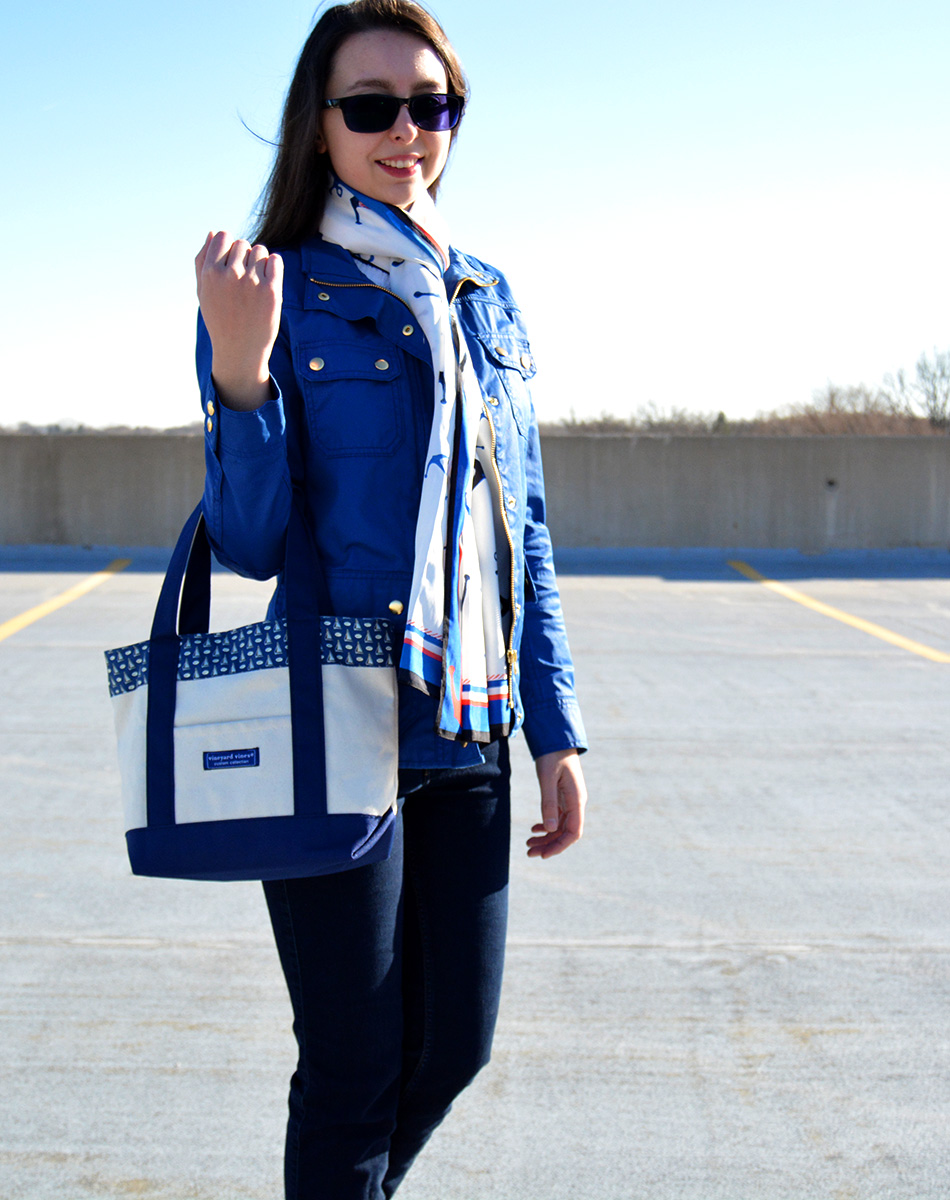 OOTD: The JCrew Downtown Field Jacket