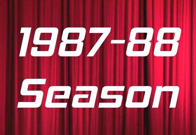 1987-88 Season