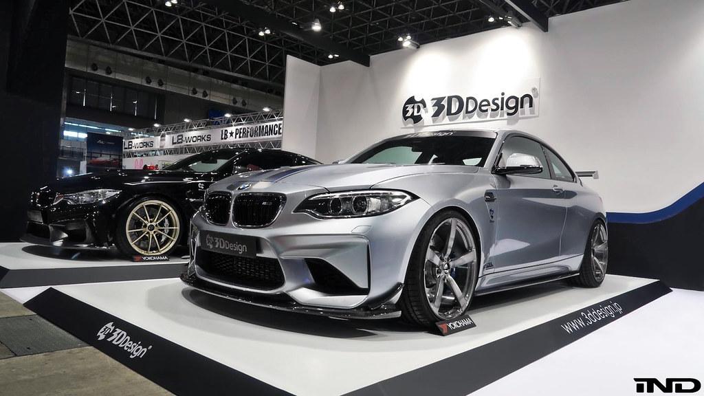 3d Design F87 M2 Tokyo Auto Salon