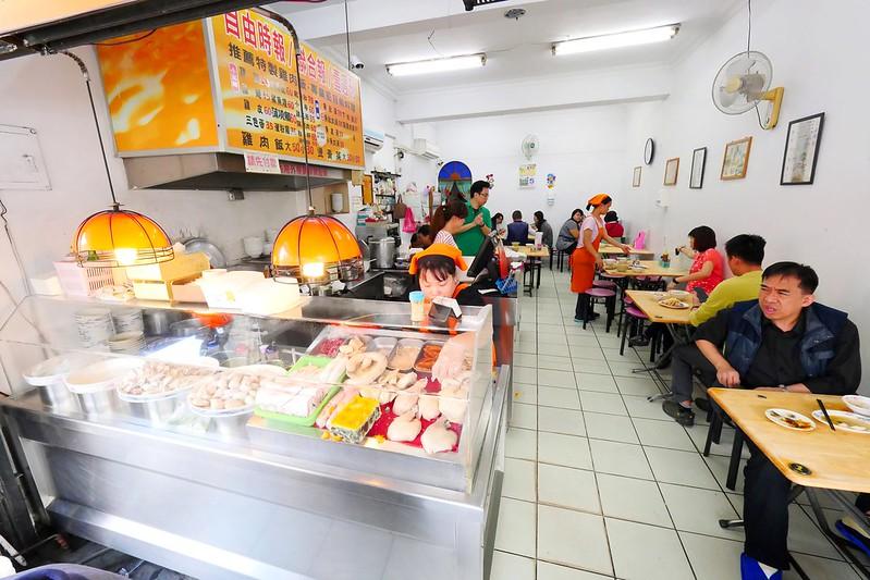 32199864291 96e0fc923d c - 小林雞肉飯:天天午晚餐客滿排隊 招標虱目魚魚肚丸湯好吃必點!