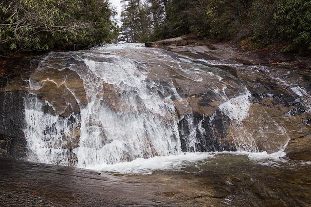Upper Grassy Falls - 3