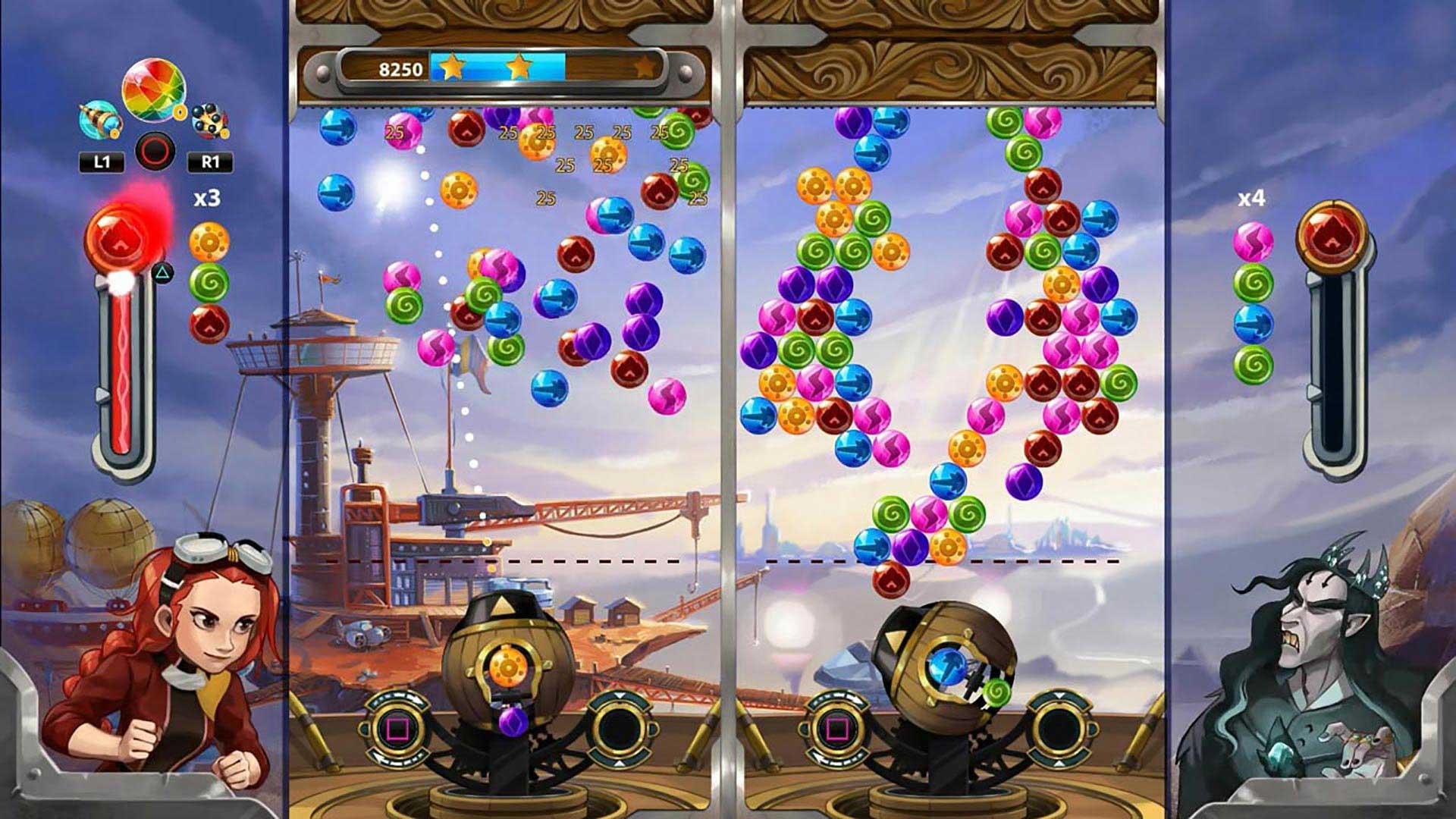 giochi bubble bobble gratis da
