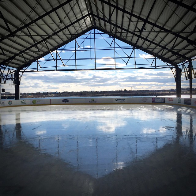 Thompson's Point Rink, Portland