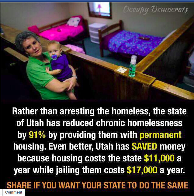 occupy democrats homelessness