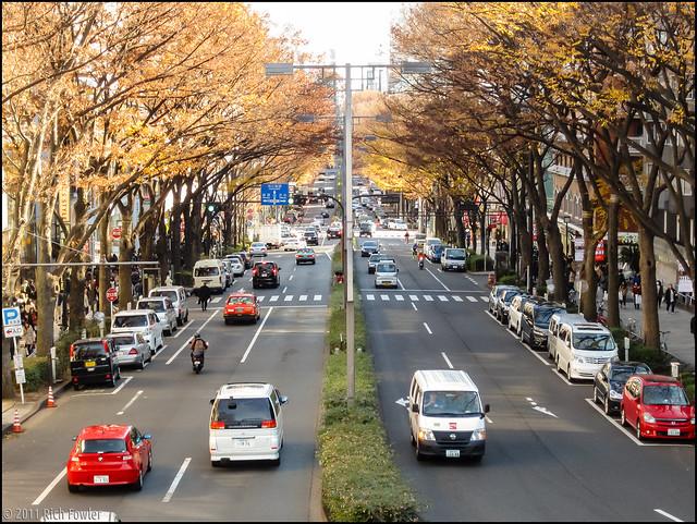 Harajuku Main Street