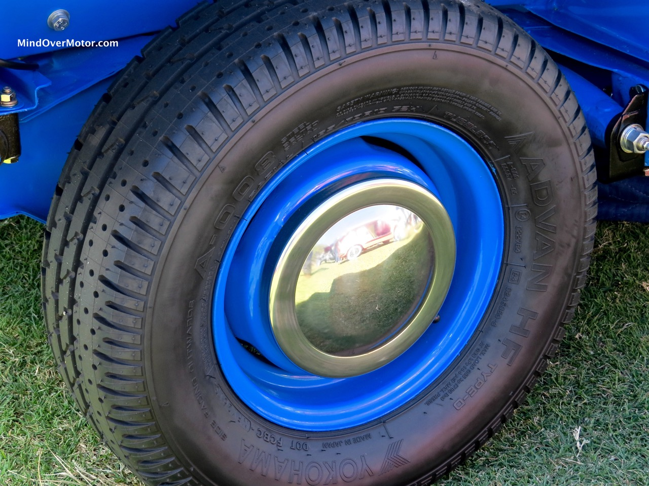 Mini Moke Wheel and Tire