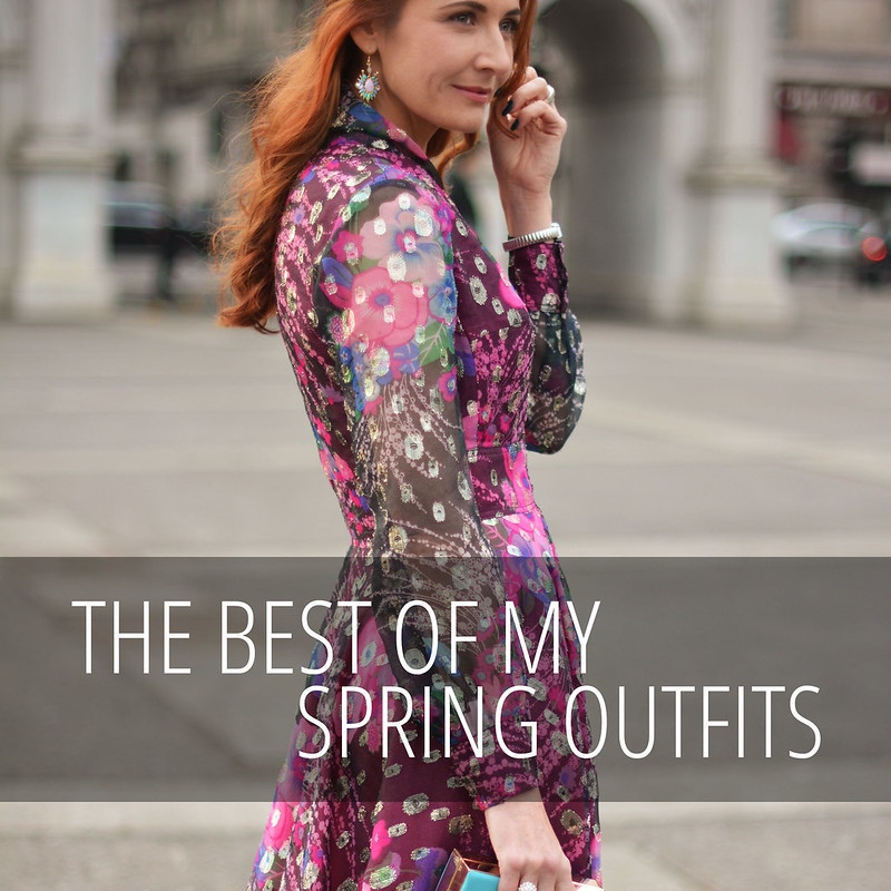 Spring outfits round up