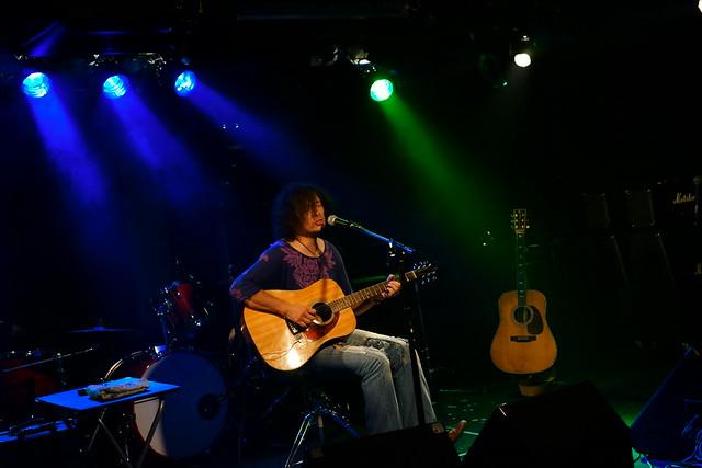 Patrick 水沼 live at 獅子王, Tokyo, 10 Jun 2015. 030