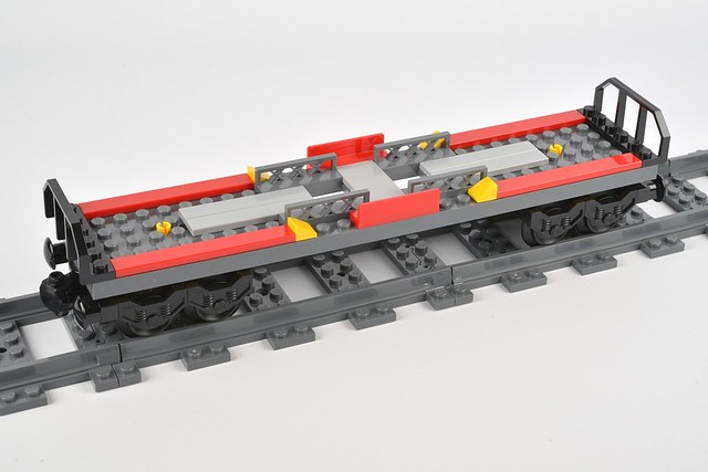 Review 60098 Heavy Haul Train Brickset Lego Set Guide And Database