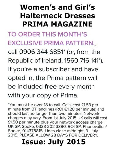 Prima Magazine - Pattern, July 2015 (04)