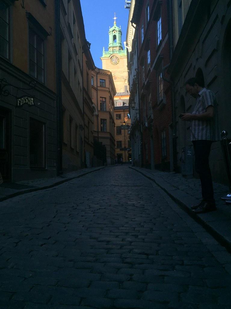 Hamburg, Copenhagen, Stockholm