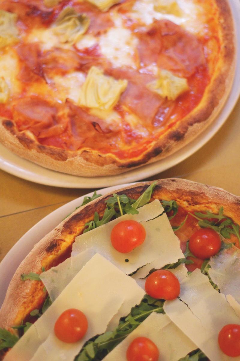 Pizzerias in Florence, Bumpkin Betty