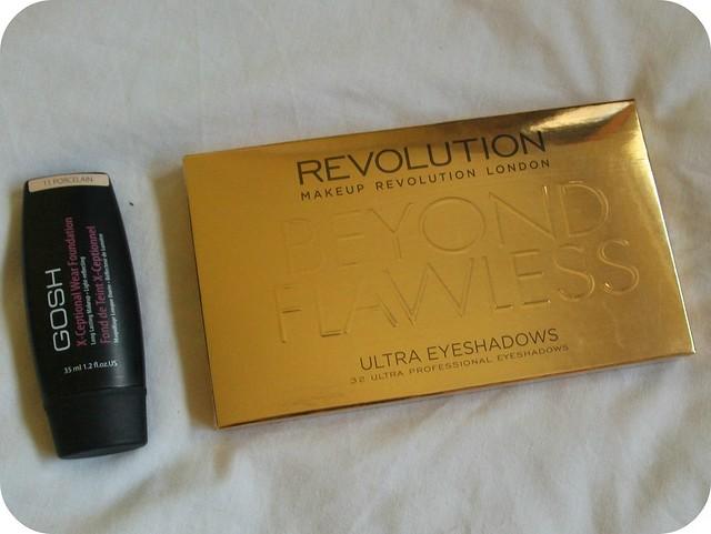 Gosh Makeup Revolution