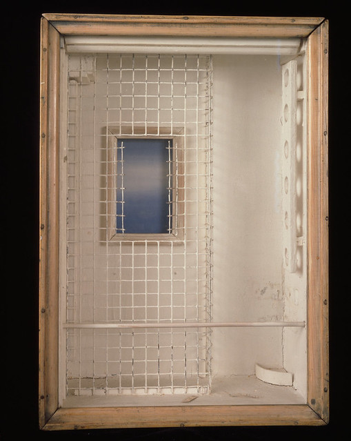 Joseph Cornell, Toward the Blue Peninsula: for Emily Dickinson, ca. 1953.