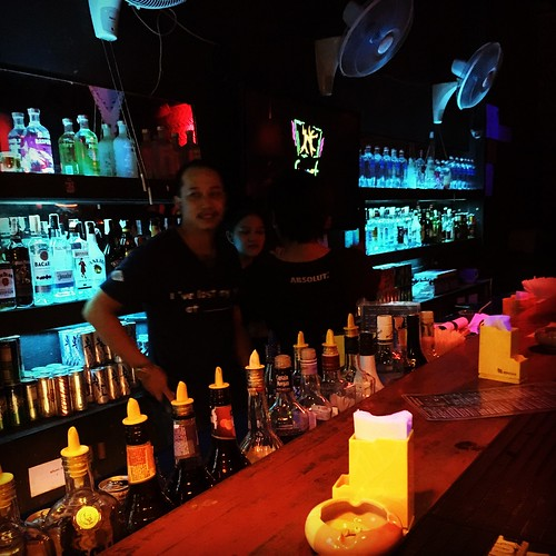 Koh Samui Chaweng - nightlife soi green mango
