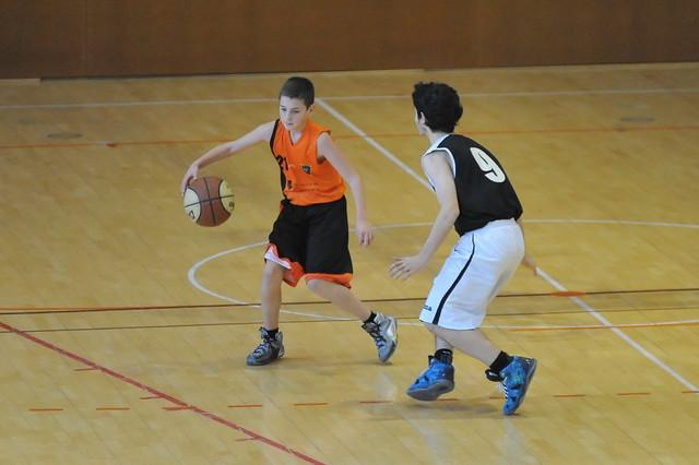 Cadet taronja & Sabadell Sud B (28.01.17)