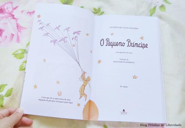 Resenha, livro, O-pequeno-príncipe, Antoine-de-Saint-Exupéry, editora-agir, opiniao, critica, trechos, quote, foto, capa, edição, agir, ilustrações, citação