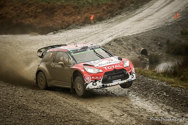 Citroen DS3 WRC 16
