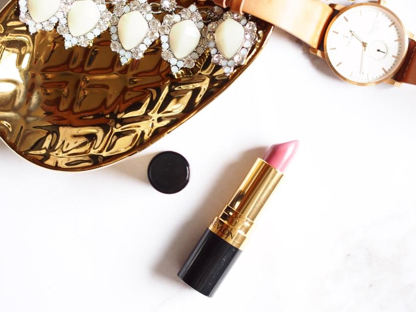 Revon Sassy Mauve lipstick