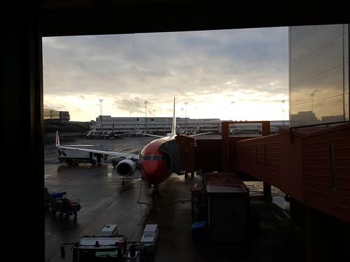 Norweigian: Stockholm > Amsterdam