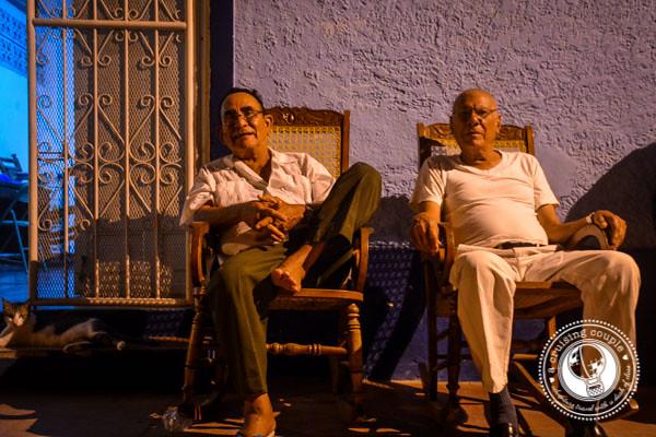 Men in Granada Nicaragrua