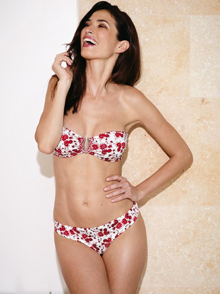Lovable_Collezione Swimwear SS15_Serie Sunshine_ foto 4_bikini e slip indossato