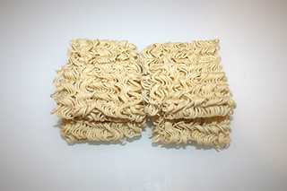 13 - Zutat Mie-Nudeln / Ingredient mie noodles