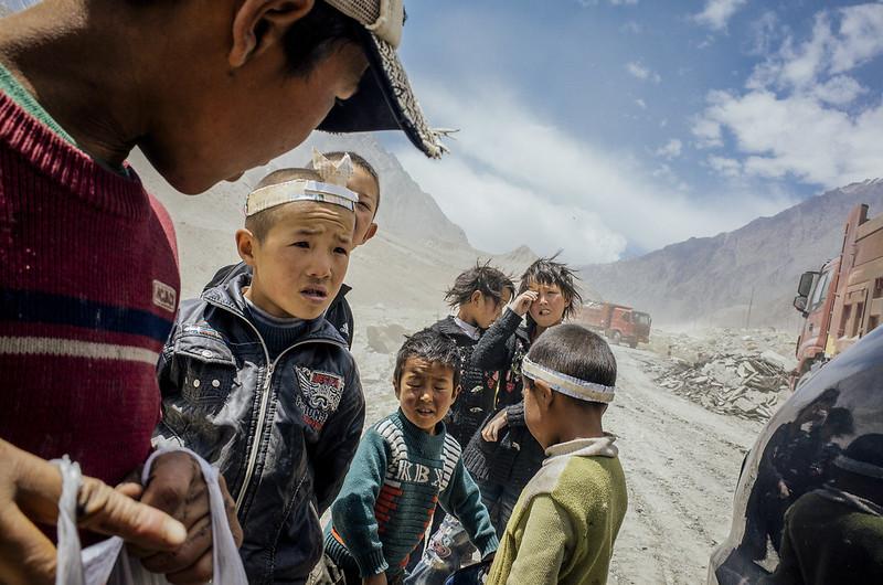 Kyrgyz along the Karakoram Highway
