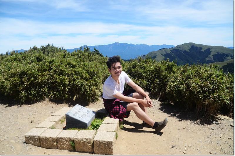 "My first ""Top 100 Mountains in Taiwan""~ Hehuan Mountain(11,211 ft)"