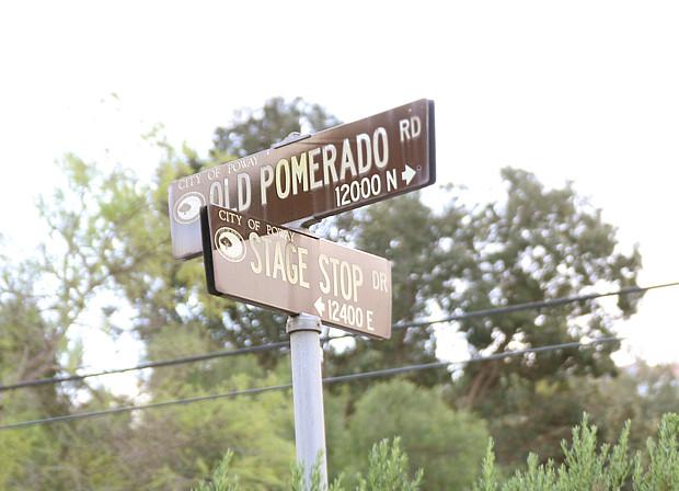 Old Pomerado Rd.