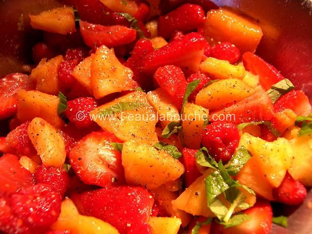 Coupe de Fruits au Mascarpone © Ana Luthi Tous droits réservés 0005
