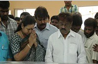 Vijayakanth's Friend Producer Ibrahim Rowther Passed Away
