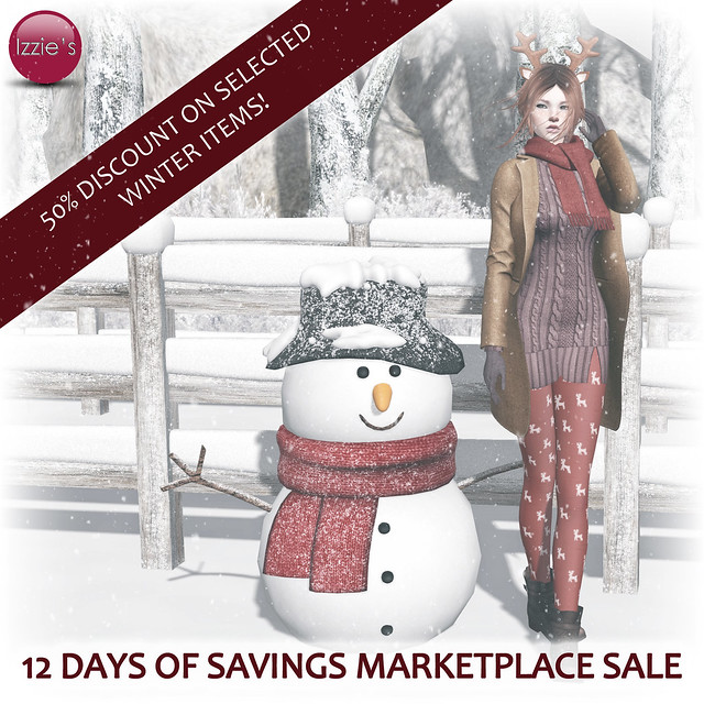 12 Days of Savings Marketplace Sale