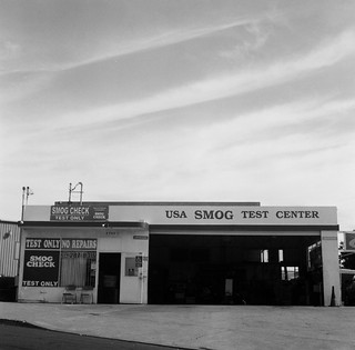 USA Smog Test Center, North Park, San Diego | by Jesse Keller