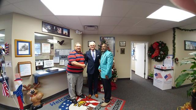 Mayor Guinn December 7th 2016
