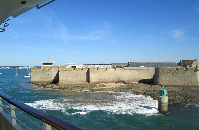 River Mouth Fort, Opposite Lorient