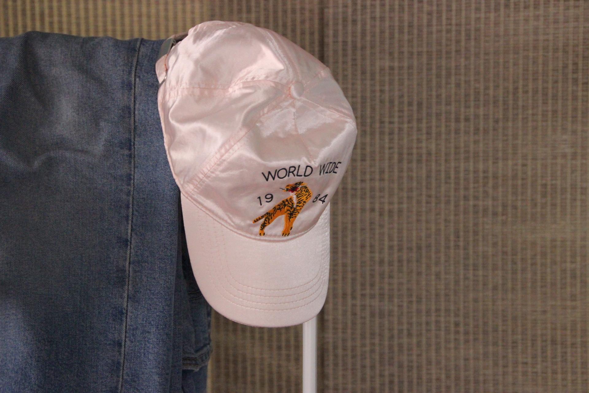 Forever21 pink serbet cap