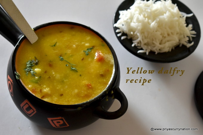yellow-dal-fry-recipe