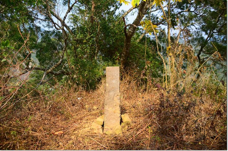 格子坑山內務局補助三角點(Elev. 265 m) 1