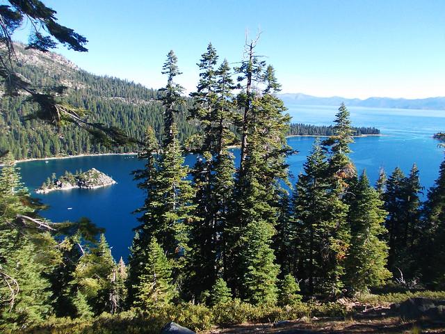 Emerald Bay, California, USA