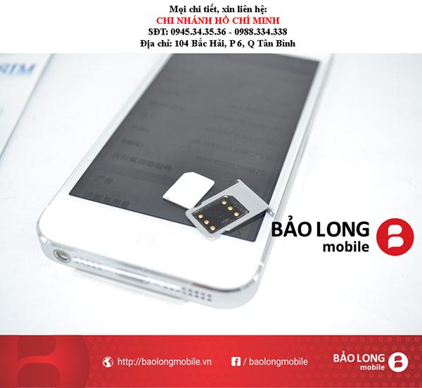 Sim ghép iphone khi dùng ở TP.HCM có tốt hay không?