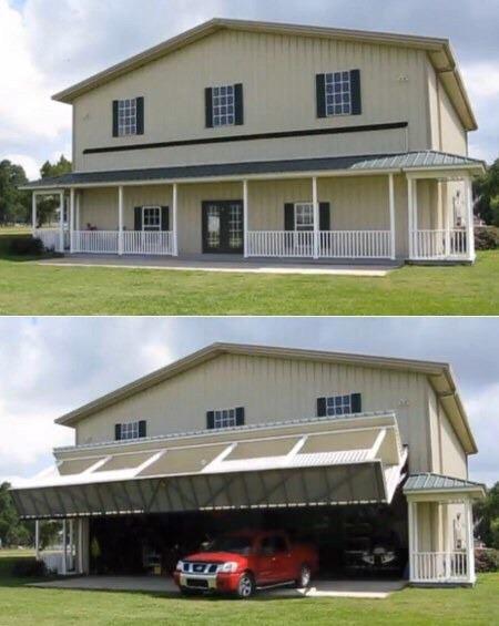 foto graciosa de casa con espectacular cochera