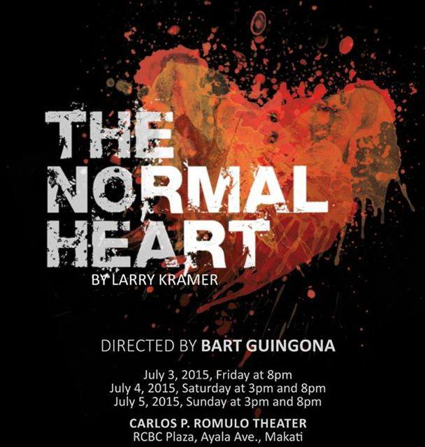 The Normal Heart - Manila
