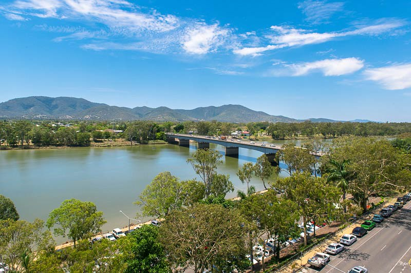 Bridge in Rockhampton